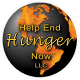 Help End Hunger Now Graphic Image